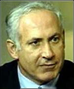[ image: Binyamin Netanyahu: Has said he hopes Nahum Manbar will