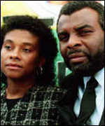 [ image: Doreen and Neville Lawrence, Stephen's parents]