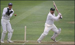 David Boon piles on the runs at Lord's as Australia move into a two-nil advantage after two Tests
