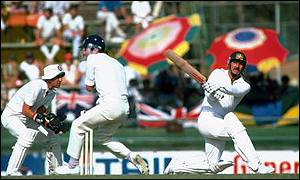 Rodney Marsh kept England's fielders on their toes