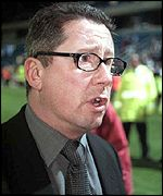 Gillingham FC chairman Paul Scally