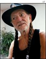 Willie Nelson AP