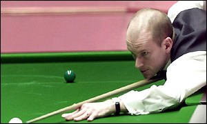 It took Ebdon nearly 11 hours for victory