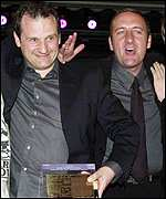 Mark Radcliffe and Marc Lard Riley