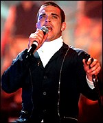 EMI's Robbie Williams