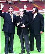 Luciano Pavarotti, Placido Domingo and Jose Careras