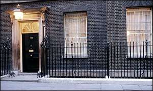 Downing Street exterior