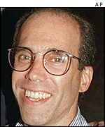 Dreamworks executive Jeffrey Katzenberg