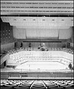 Royal Festival Hall in 1951