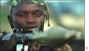 Congolese rebel