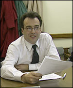 Phil Woolas MP
