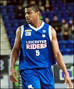 A match-winning performance by Leicester Riders Larry Johnson