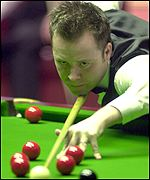 John Higgins made vital errors