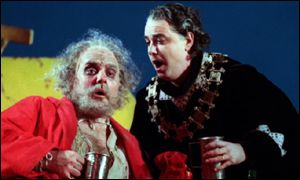 Bryn Terfel as Falstaff