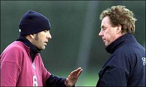 Triffic Tales: Harry Redknapp tells his best Di Canio stories