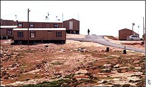 Mitzpe Danny, a new Jewish settlement near the West Bank town of Ramallah