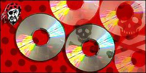 CD-R Piracy