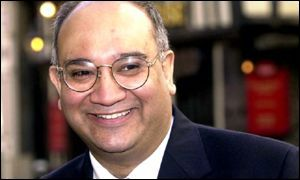 Leicester East MP Keith Vaz