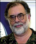 Apocalypse Now director Francis Ford Coppola