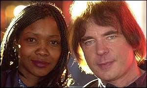 Julian Lloyd Webber and Roz Hamandishe