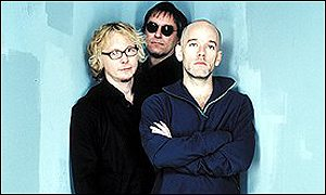 REM - Mike Mills, Peter Buck, Michael Stipe