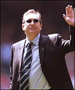 Houllier's salute