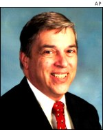 Russia spy Robert Hanssen