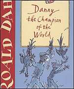 Danny Champion of the World cover