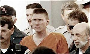 Timothy McVeigh was convicted of the Oklahoma bombing in 1995