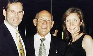 Thomas Cressman, Stirling Moss, Jane Andrews