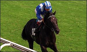 Willie Carson and Erhaab took the honours in 1994