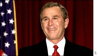 George W Bush moves to ensure the US does not fund abortion abroad