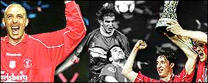 Liverpool clinch the treble: Was it the greatest European final ever?