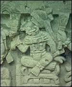 escultura maya blueprint