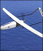 The Aerosonde Aerosonde Robotic Aircraft