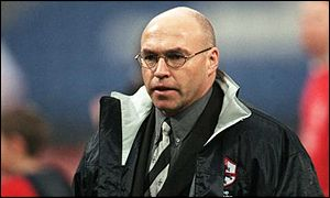 John Kear is a former assistant coach at Castleford