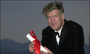 While US director David Lynch shared the best director prize for Mulholland Drive