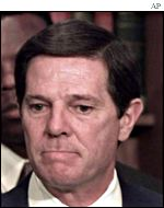 House Leader Tom Delay