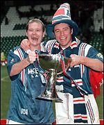 McCoist has always been up for a laugh
