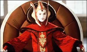 Natalie Portman as Amidala