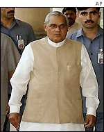 Prime Minister Vajpayee