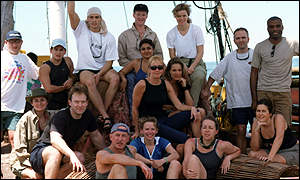 ITV's Survivor contestants
