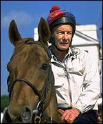 Lester Piggott is the Derby's most successful jockey