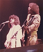 ELO perform at Wembley, 1978