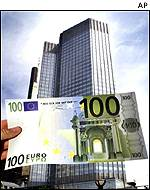 ECB:early note release=security risk