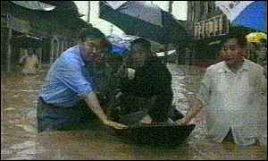 chinas 1998 summer flood disaster on the tangtze Severe floods are expected on china's yangtze river this year due to a strong el nino weather pattern, state media said, raising the risk of deaths and damage to property and crops along the.