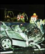 Insurance claims from accidents have become higher