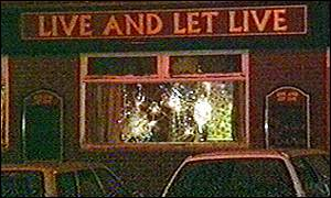 Live And Let Live pub