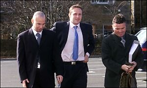 O'Boyle and Thomas had their sackings upheld by the SFA