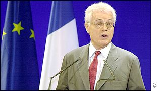 French Prime Minister Lionel Jospin
